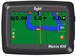 TeeJet Kit, Matrix 430, GLONASS, Patch Antenna, US lighter Connector | GD430-GLO-P-L