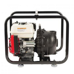 Banjo Gas Engine 5 HP Honda Electric Start 2 Inch with Roll Cage | 200PH-5ERC