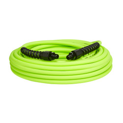 "Flexzilla Pro Air Hose, 1/4"" x 50', 1/4"" MNPT Fittings 