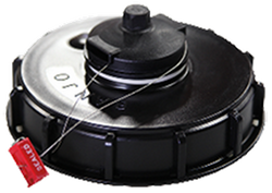 Dura 6″ Lid with Dual Action Vent | DP-C4010B-E