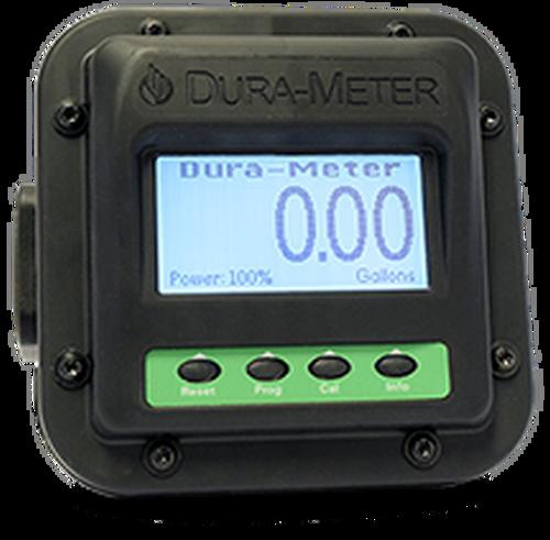 Dura Dura-Meter™ AG Chemical Meter Faceplate | DP-MFP01 AG