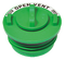 Dura 2″ x 1″ Buttress Manual Vent | DP-V4001-B