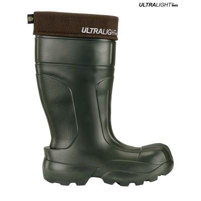 Ultralight Men's Work & Rubber Rain Boots, Green | ULTR1