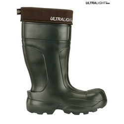 Ultralight Men's Work & Rubber Rain Boots, Green | ULTR1