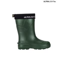 Leon Boots Ultralight Ladies Boots, Green   MONTANA