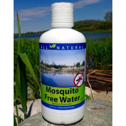 JC's Wildlife Care Free Mosquito Free Water Tension Eliminator, 33.9oz | CF94044D