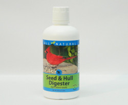 JC's Wildlife Care Free Enzymes Seed & Hull Digester, 33.9oz | CF94727D