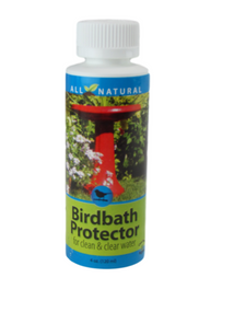 JC's Wildlife Care Free Enzymes Birdbath Protector, 4oz | CF95521D