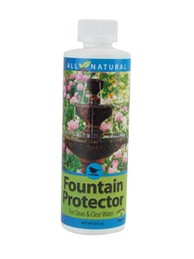 JC's Wildlife Care Free Enzymes Fountain Protector, 8oz | CF95999D