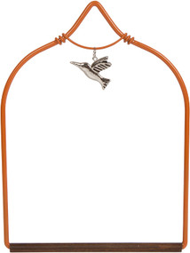 JC's Wildlife POP'S Charmed Hummingbird Swing - Orange | POPS-4