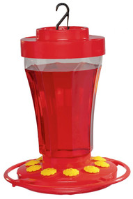 JC's Wildlife Hummingbird Flower Feeder, 32oz | FN-32HFF