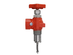 "Continental 1"" FPT Applicator & Nurse Tank Valve 