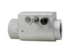 "Continental NH3 1-1/2"" Female Back Check & Excess Flow Valve 