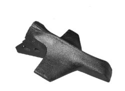 "Shield Ag Equipment 10"" Winged CRP Point 