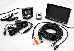"Vision Works 7"" Monitor & Camera System 