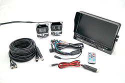 "Vision Works 10"" Monitor & Two Camera System 