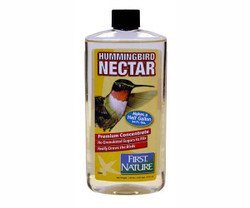 First Nature 16oz Clear Hummingbird Nectar | FN3052