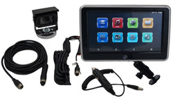"Vision Works 10"" HD Touch Screen Monitor & Camera System 