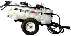 Workhorse 15 Gallon Trailer Sprayer