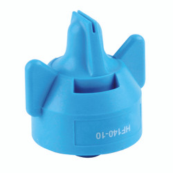 Hypro - Hi-Flow 140 Degree Wide-Angle Flat Fan Spray Tip - Light Blue