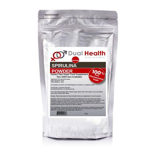 Pure Spirulina Powder