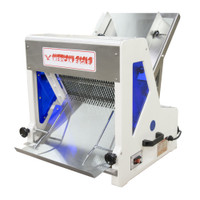 American Eagle Food Machinery Commercial Bread Slicer Machine, Gravity Assisted Style, 1/4 HP, AE-BS06