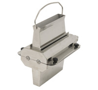 American Eagle Machinery Jerky Cutter Attachment, Stainless Steel, AE-JS12H