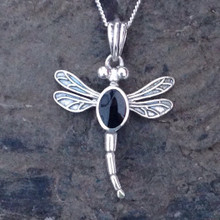 Whitby jet dragonfly