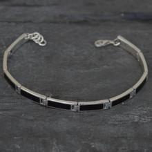 whitby jet bracelet