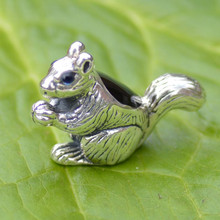 Whitby jet squirrel