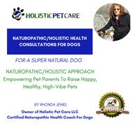 Naturopathic Dog Health Consultation