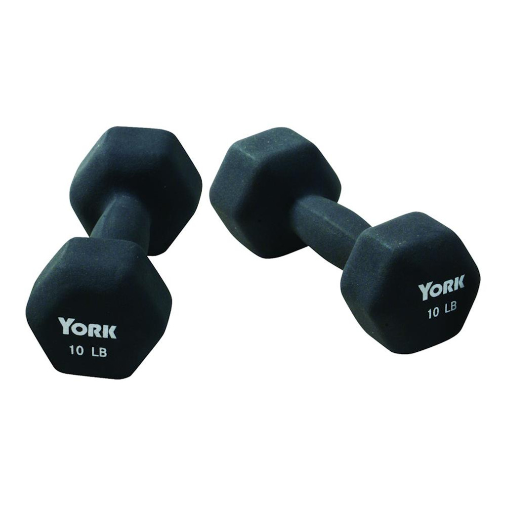 Fitbells - Neoprene - York Barbell