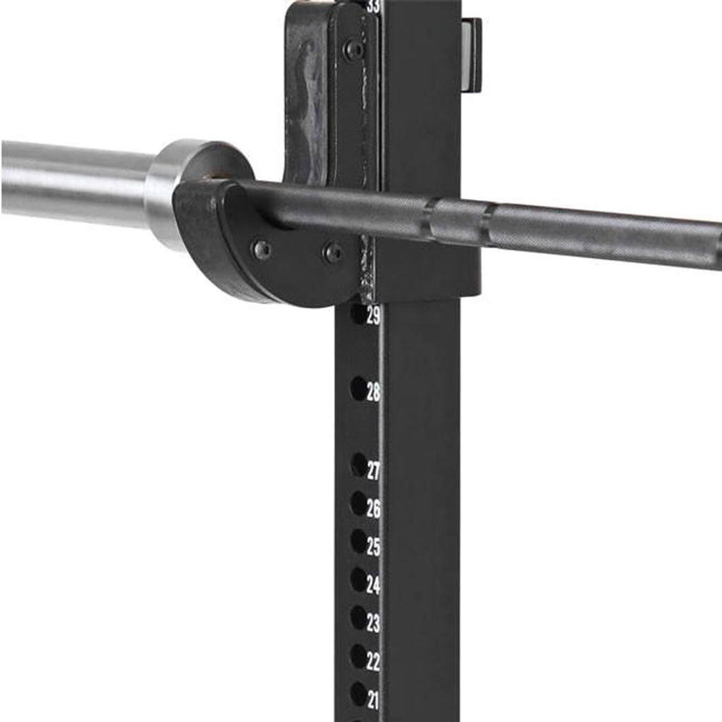 Xtreme Monkey Commercial Squatting Stand J-Hook Bar Catch