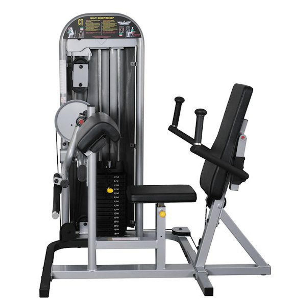 Inflight Fitness Gym Bicep/Tricep Combo Machine