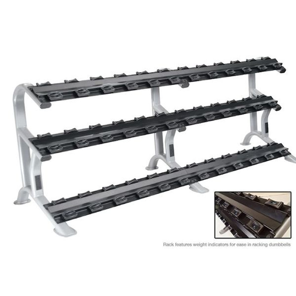 York Barbell ETS Weight Rack