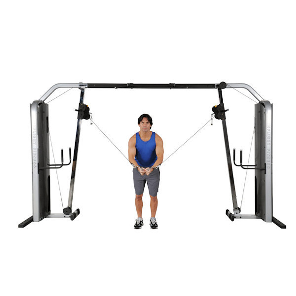 Cable Cross Machine - Commercial - Inflight Fitness
