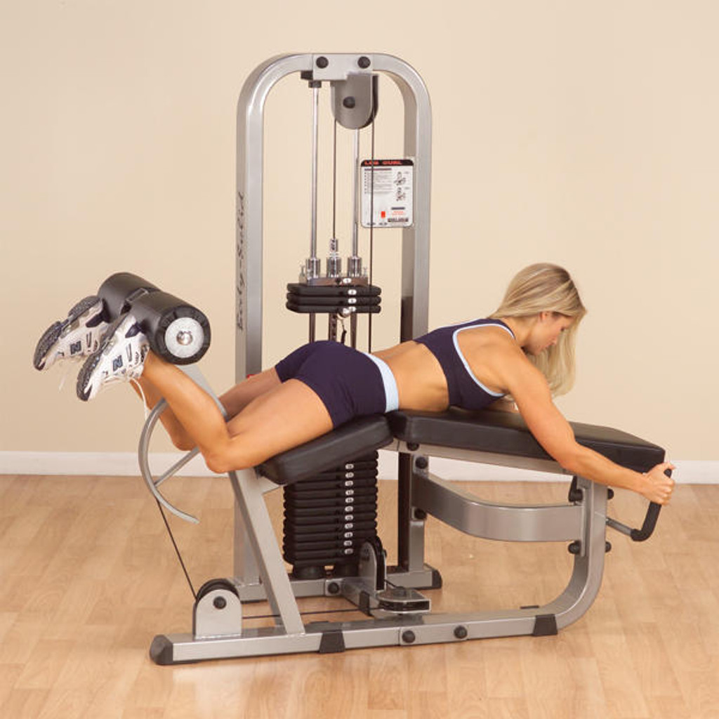 Body Solid Commercial Leg Curl