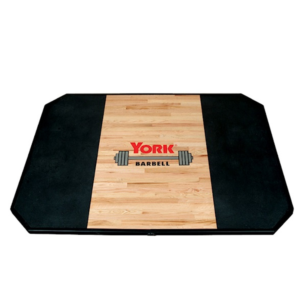 York Weightlifting Platform