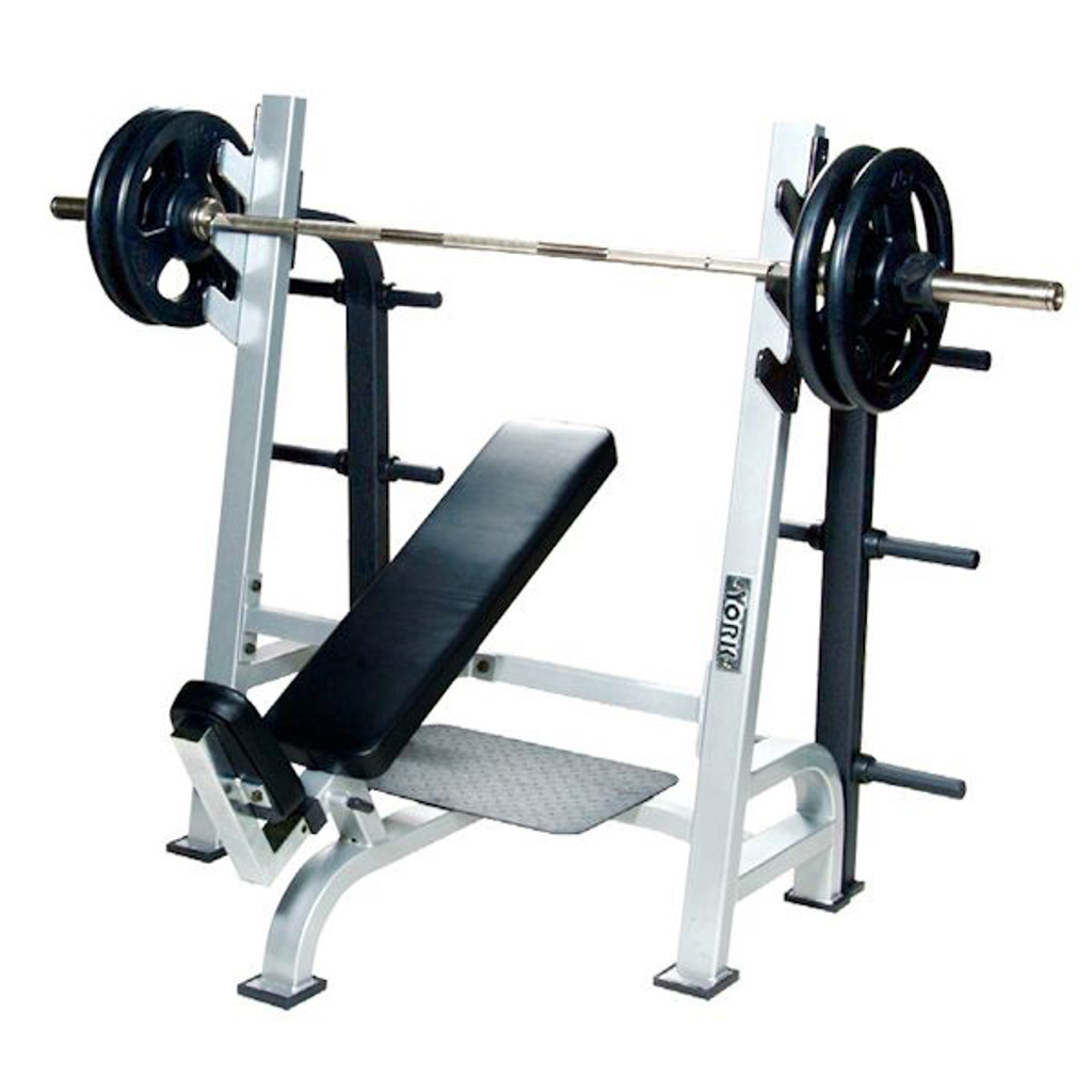 York STS Olympic Incline Bench