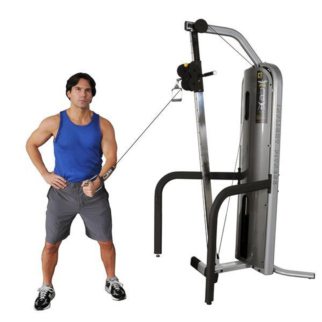 Inflight Fitness CT-CLM Commercial Cable Column Machine