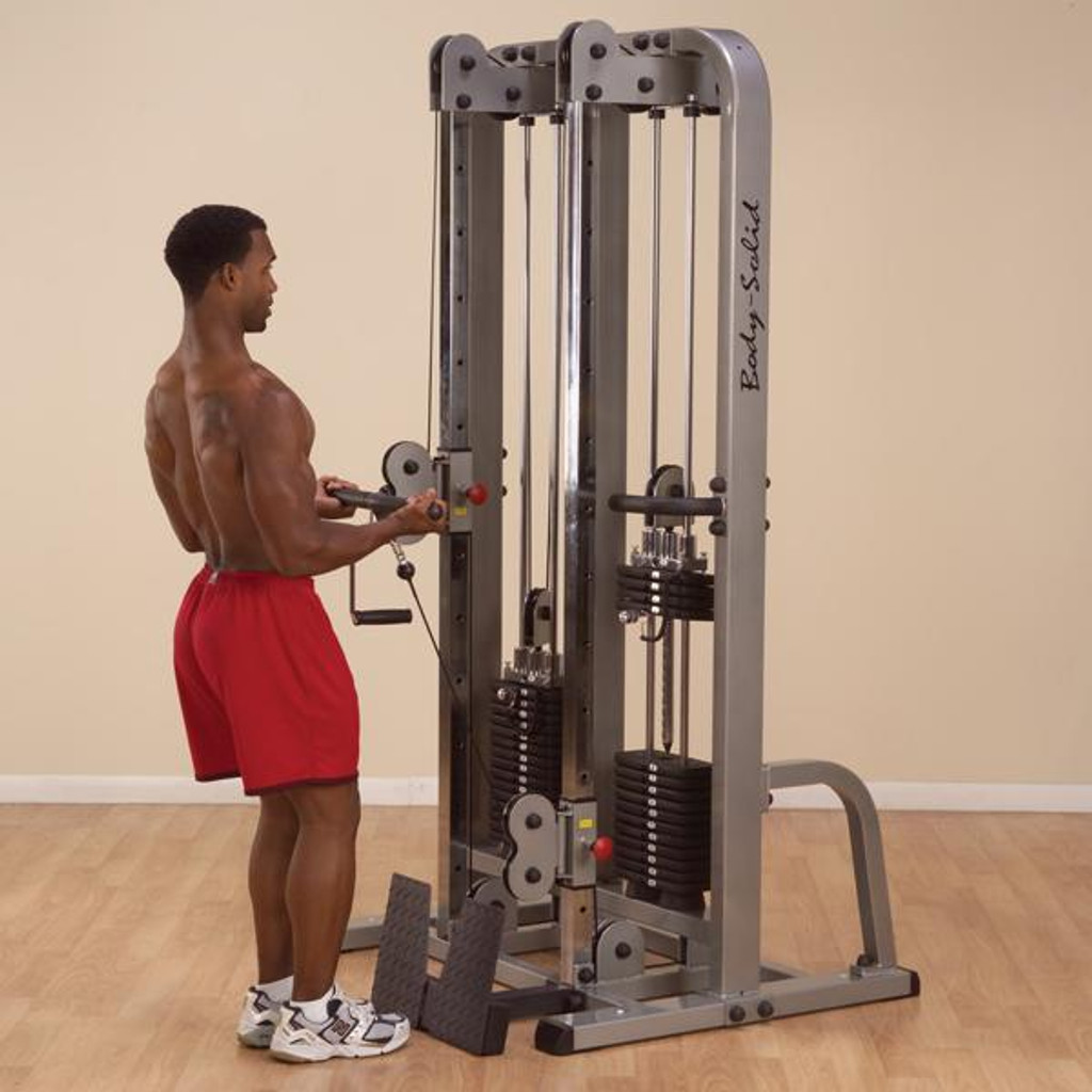 Body Solid Cable Workout System