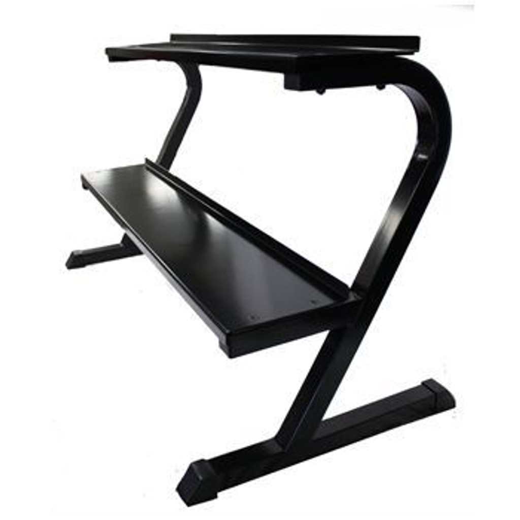 2-Tier Kettlebell Storage Rack