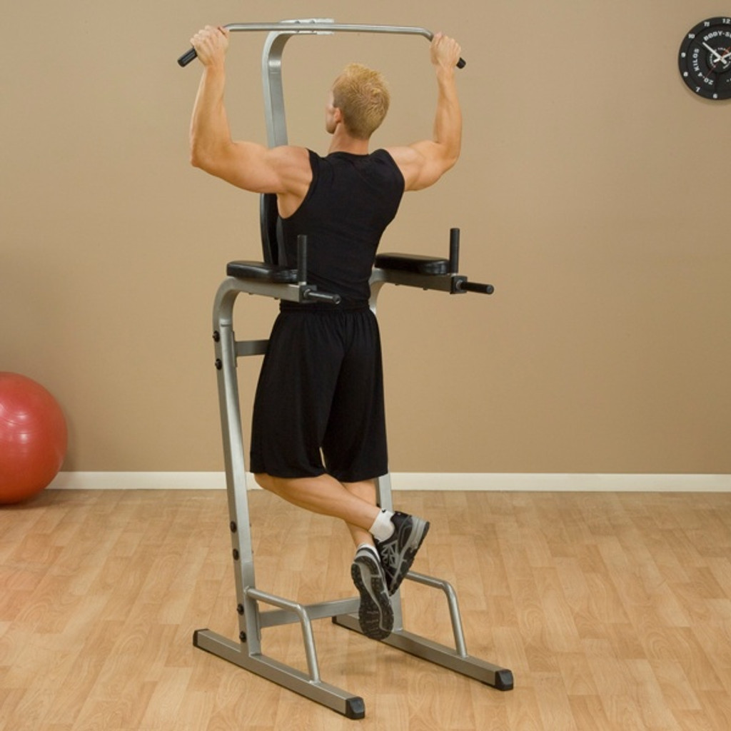 Body Solid Best Fitness VKR Pull UP Station