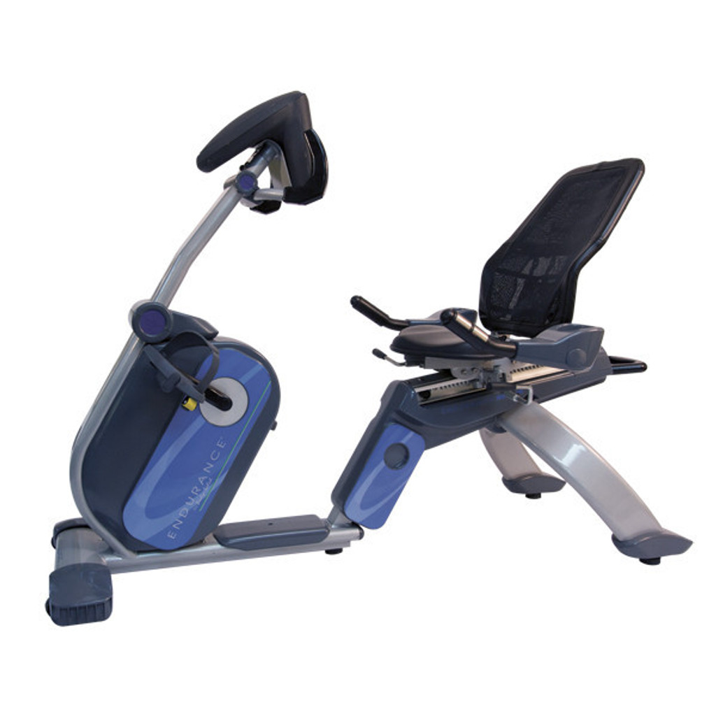 Body Solid Light Commercial Recumbent Bike