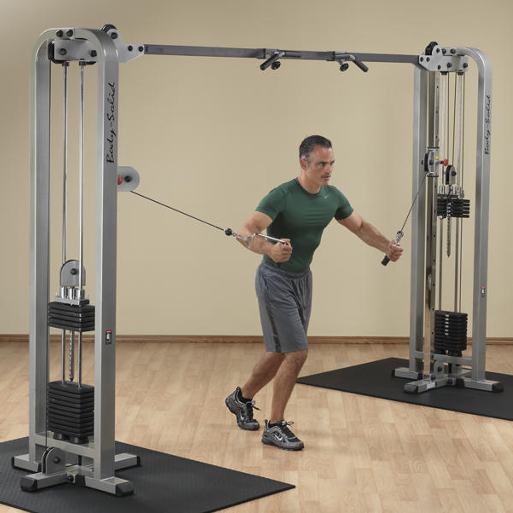 Body Solid Clubline Cable Machine