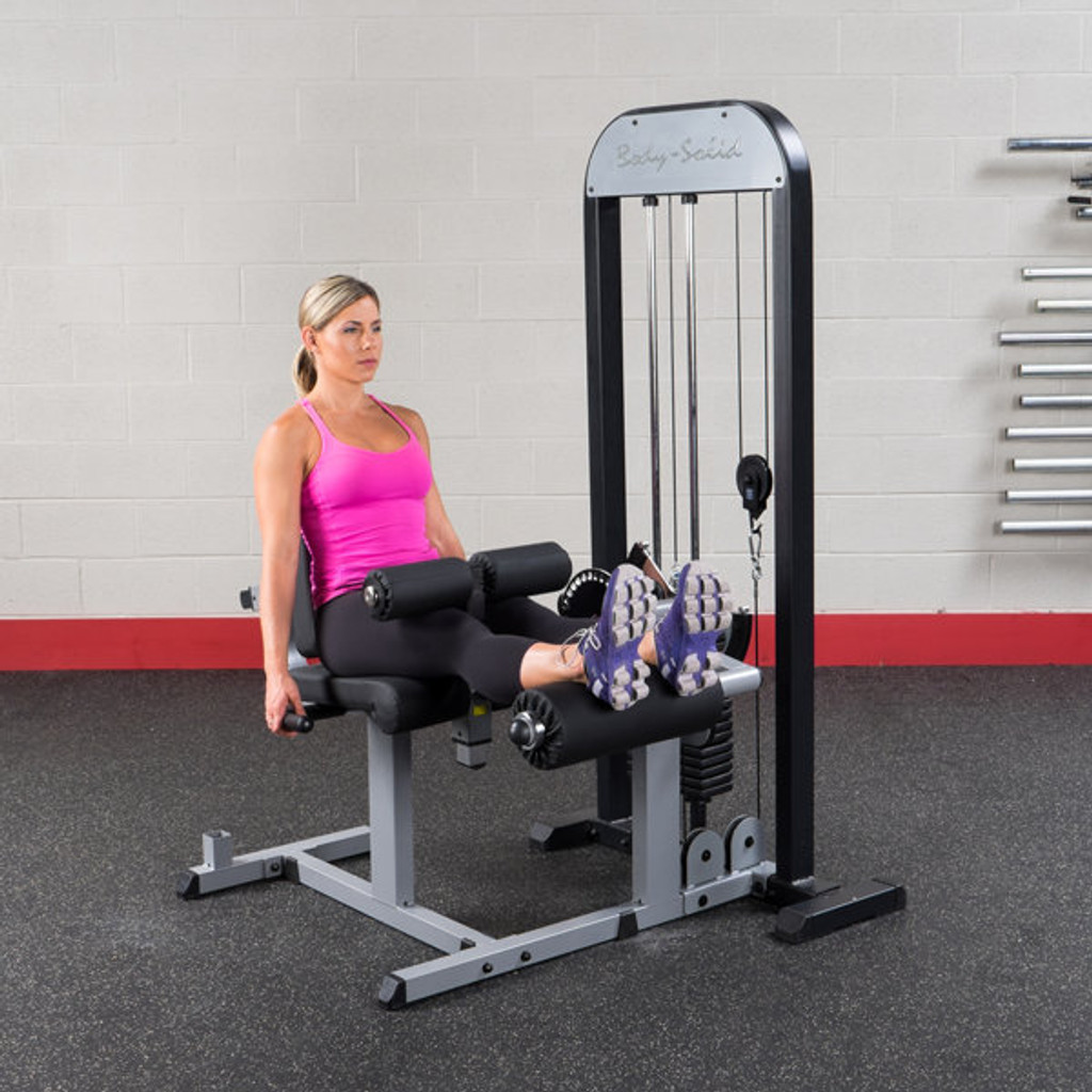 Seated Leg Curl Exercise