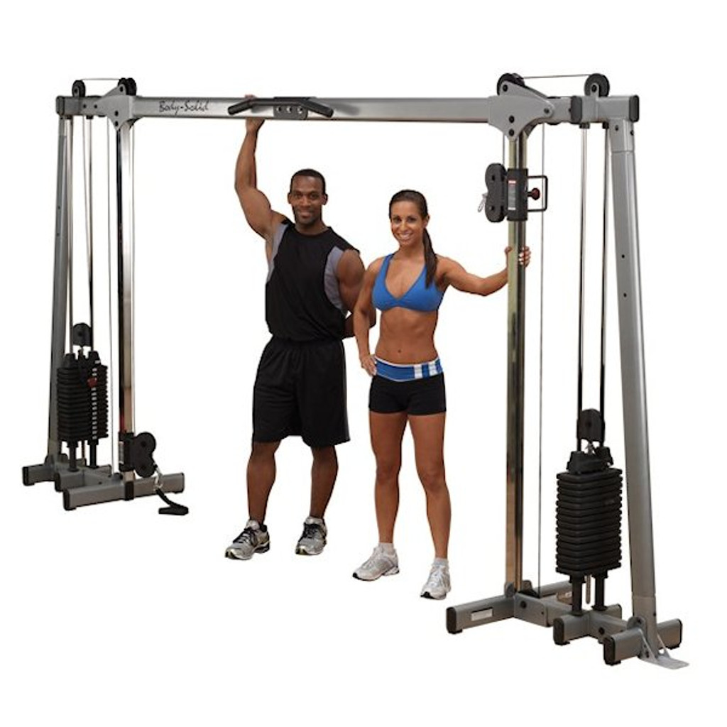 Body Solid Cable Cross Machine