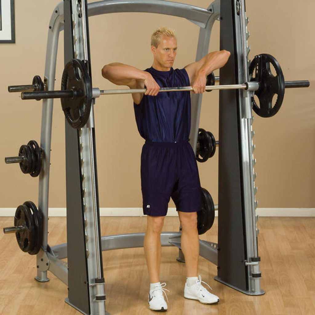 Smith Machine - Clubline - Commercial - Body Solid