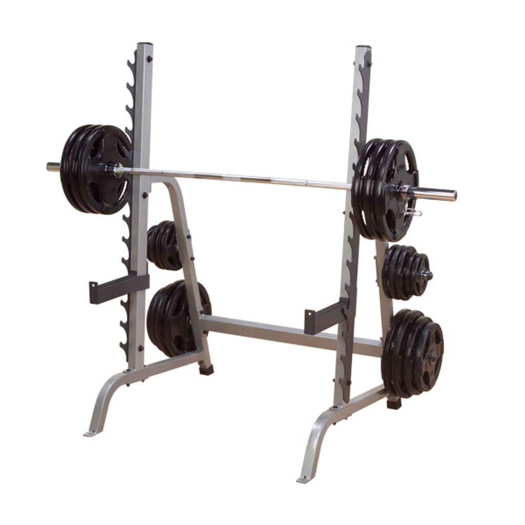 Body Solid Weight Lifting Rack