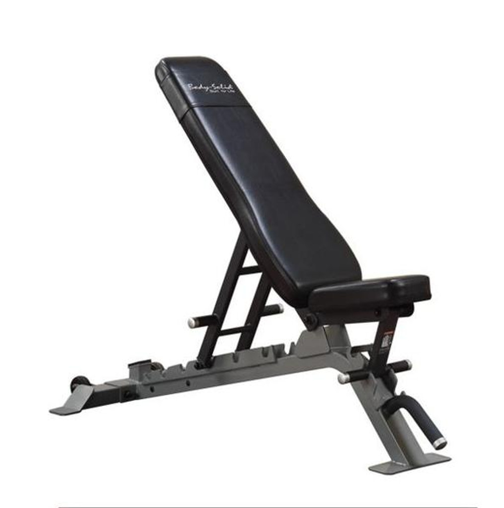 Body Solid Adjustable Weight Bench